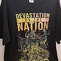 Devastation On The Nation Tour - TShirt or Longsleeve - Devastation On The Nation Tour
