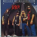 Slayer-Live Aggression Black Vinyl