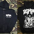 Belphegor Zip Up Hoodie Hooded Top