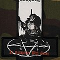 Quorthon Inverted Cross Patch