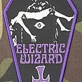 Electric Wizzard Woven Patch