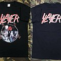Slayer-Live Undead Shirt