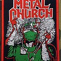 Metal Church Patch