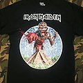 Iron Maiden Book Of Souls Mexico Event Shirt 2016