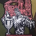 Death-Scream Bloody Gore Shaped Patch