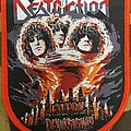 Destruction - Eternal Devastation Shield Patch