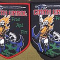 Cirith Ungol Frost & Fire Shield