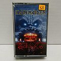 Iron Maiden Rock In Rio Double Cassette Tape / Vinyl / CD / Recording etc