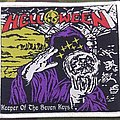 Helloween Keeper Of The Seven Keys Patch