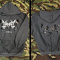 Mayhem-Wolf Lair Abyss Hooded Sweatshirt