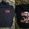 Cannibal Corpse-Tomb Of The Mutilated Zip Up Hoodie