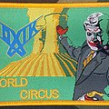 Toxik World Circus Patch
