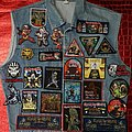 Iron Maiden Vest Battle Jacket