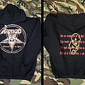 Venom-Welcome To Hell Hooded Sweatshirt