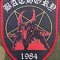 Bathory Shield Patch