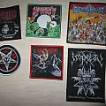 Patch - patches bolt thrower-autopsy-kreator-impiety-blasphemy