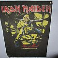 Patch - iron maiden piece of mind backpatch