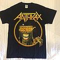 Anthrax - 2013 Australian Tour TShirt or Longsleeve