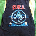 D.r.i. 2010 tourshirt