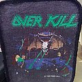 Overkill - Under the influence  1990 Patch