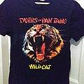 Tygers of pan tang - Wild Cat TShirt or Longsleeve