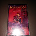 Megadeth peace sells. . but whos buying cassette
