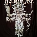 Pig Destroyer - Head Cage Shirt