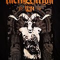 Mayhem - TShirt or Longsleeve - Incineration Fest 2019 Festival Shirt