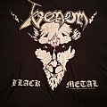 Venom - TShirt or Longsleeve - Venom - Black Metal Shirt