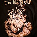 Pig Destroyer - Jef Whitehead Design Shirt