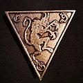 Cultes Des Ghoules - Pin / Badge - Cultes Des Ghoules - Coven Devil Pin