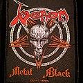 Venom - Black Metal Patch
