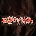 Blasphemophagher - Patch - Blasphemophagher - Logo Patch
