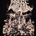 Insect Warfare - TShirt or Longsleeve - Insect Warfare - Uk Extermination Tour Shirt