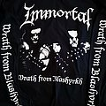 Immortal - TShirt or Longsleeve - Immortal - Wrath From Blashyrkh Longsleeve