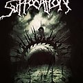 Suffocation - TShirt or Longsleeve - Suffocation - 2008 European Tour Shirt