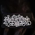 Mütiilation - Patch - Mütiilation - Logo Patch