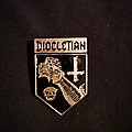 Diocletian - Pin / Badge - Diocletian - Doom Cult Pin