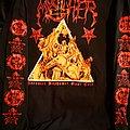 Mystifier - Peruvian Baphomet Goat Cult 2016 Tour Shirt