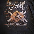 Mayhem - TShirt or Longsleeve - Mayhem - Ordo Ad Chao Shirt