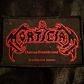 Mortician - Logo Patch