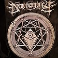 Demonomancy - The Premonition Faux Leather Embroidered Backpatch