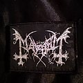 Mayhem - Logo Patch