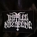 Impaled Nazarene - Patch - Impaled Nazarene - Logo Patch
