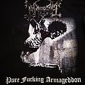 Mayhem - TShirt or Longsleeve - Mayhem - Pure Fucking Armageddon Shirt