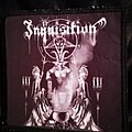 Inquisition - Patch - Inquisition - Invoking the Majestic Throne of Satan Artwork Patch