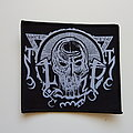 Larval Productions - Label Logo patch