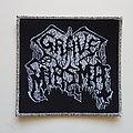 Grave Miasma - Patch - Grave Miasma - Logo patch