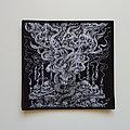 Nigrummagia - Patch - Nigrummagia / Hellfire Deathcult - Split LP Patch