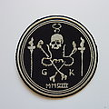 Grave Upheaval - Patch - Grave Upheaval - Round Sigil Patch